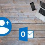 メールのアカウント設定方法【Outlook】