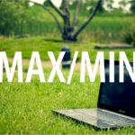 MAX関数/MIN関数【Excel】