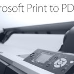 Microsoft Print to PDFが表示されない【Word/Excel/Office全般】